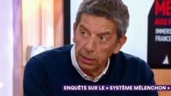Pour Michel Cymes, Jean-Luc Mélenchon est