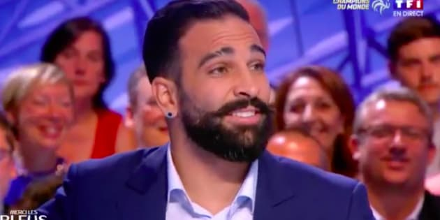 L'incroyable récit d'Adil Rami sur la soirée après France-Argentine