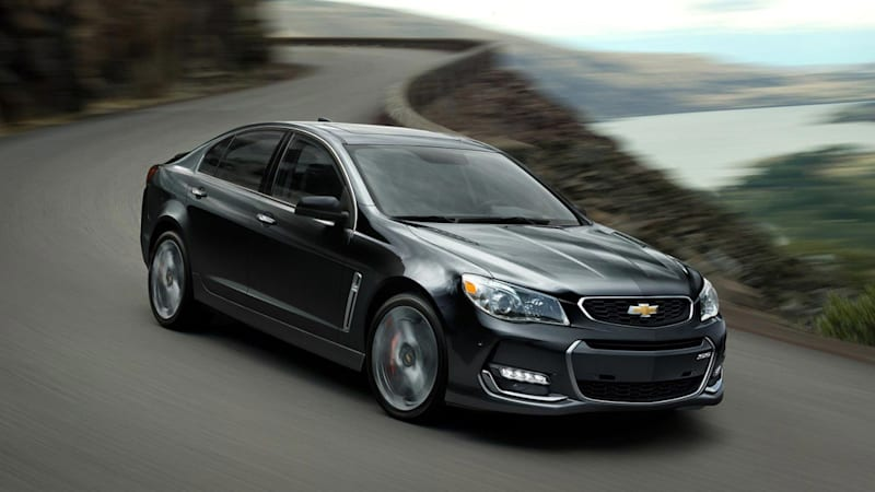 2017 Chevy SS Quick Spin | Mourning our favorite Australian