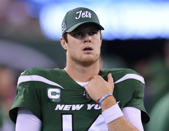 Jets upset, say Sam Darnold was 'screwed' by NFL