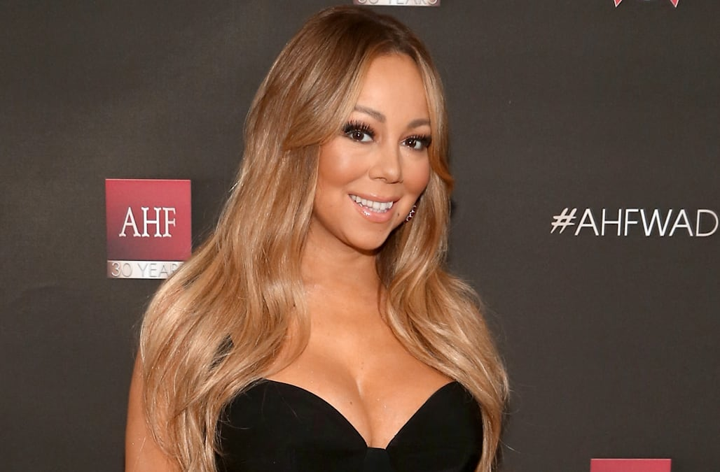 Mariah Carey Flaunts Incredible Physique 2 Months After Weight Loss