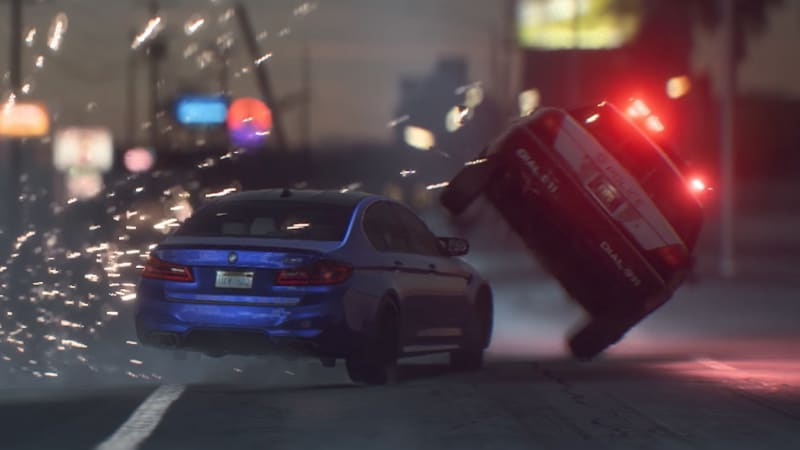 Thumbnail - 'Need for Speed: Payback' trailer exhibits 'Fast and Furious' levels of corniness