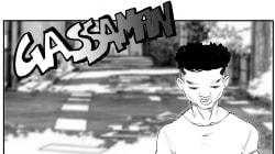 Il existe déjà un Manga sur l'histoire de Mamoudou