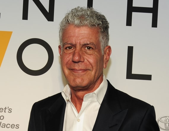 Anthony Bourdain's NYC apartment is for rent