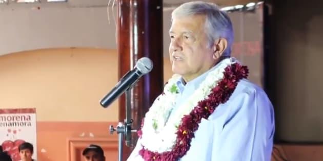 La polémica propuesta del candidato que lidera las encuestas: amnistía para narcos