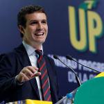 El aplaudido 'corte' de un periodista a Pablo Casado por sus críticas a 'Informe