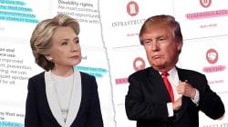 QUIZ - Qui a fait cette promesse de campagne, Clinton ou Trump? Attention aux