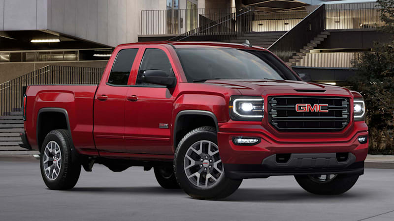 Gmc Canyon Length >> 2018 GMC Sierra 1500 pricing, specs, and safety ratings - Autoblog