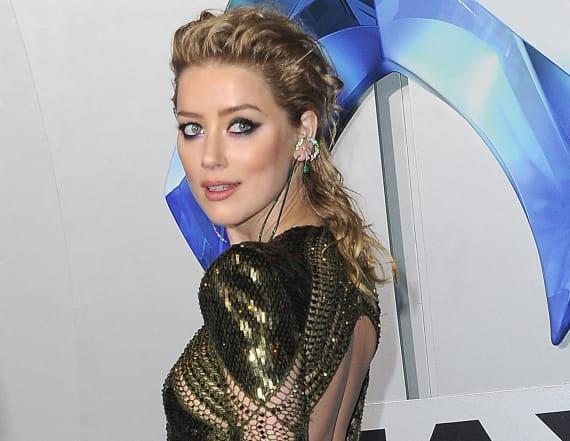 Amber Heard wants to play James Bond