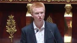 Les 5 punchlines du tout jeune député Insoumis Adrien Quatennens ont secoué le débat sur la loi