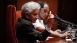 A Marta Ferrusola le sale la declaración a devolver y Hacienda se la