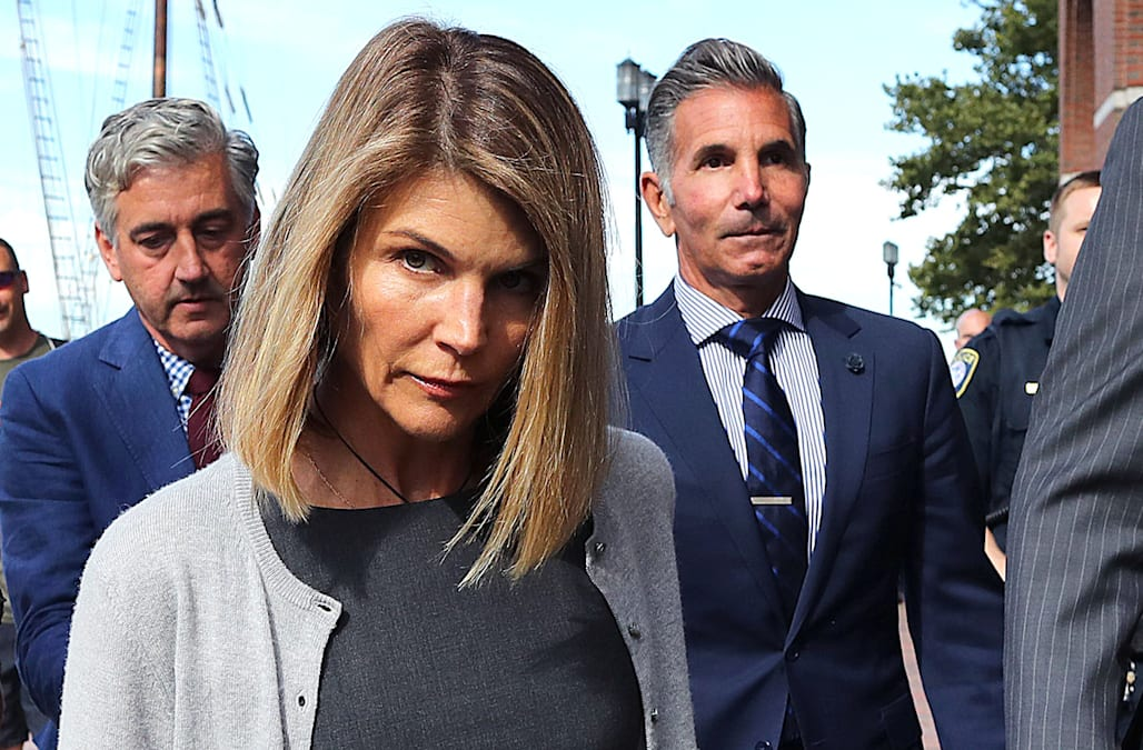 Judge sentences 2nd parent in college admissions scandal: What does it mean for Lori Loughlin? - AOL