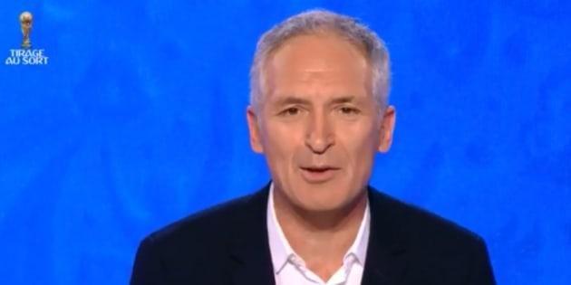 Christian Jeanpierre quitte Téléfoot, émission culte de TF1 qu'il anime depuis 10 ans