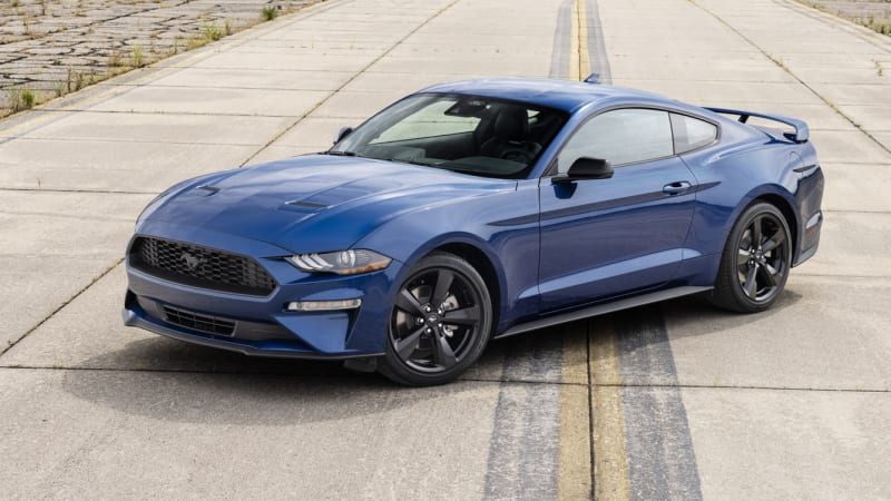 2022 Ford Mustang Stealth Edition Paket bringt einen Hauch von Dunkelheit€
