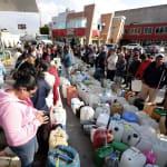 ¿Qué pasa cuando explota un garrafón con gasolina? En León, Guanajuato, ya