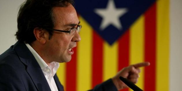 El 'conseller' de Territorio y Sostenibilidad,JosepRull, en una imagen de archivo.