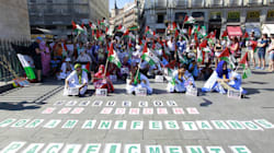 Un grupo de saharauis peticionarios de asilo se declaran en huelga de hambre en la sala de inadmitidos de