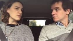 VIDEO: La pareja del mundial así sufre cuando no entiende tu pasión por el