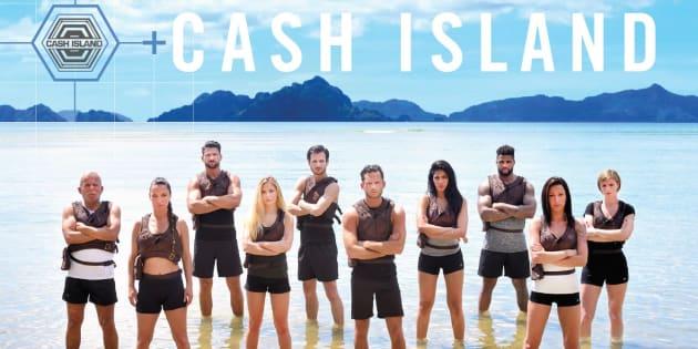 """Découvrez les 10 candidats de """"Cash Island"""" sur C8."""