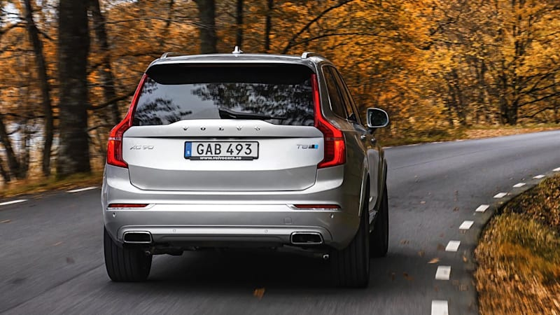 Polestar's optimized XC90 T8 is the most powerful Volvo yet - Autoblog