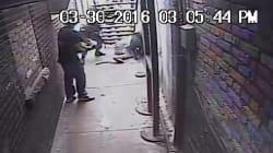 WATCH: Toronto-Area Officer Sends Dog On Suspect Awaiting
