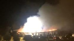 La Guardia Civil investiga un incendio en la finca del torero Morante de la
