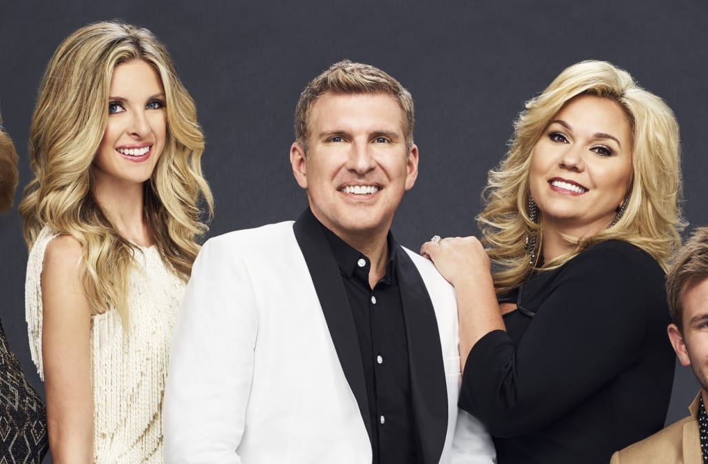 Todd Chrisley And Son Accused Of Extorting Estranged Daughter
