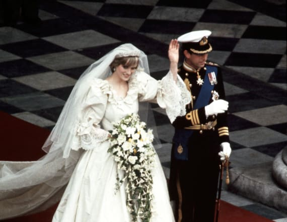 Charles 'desperately' wanted out of marrying Di