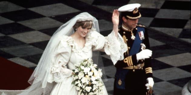 29 de julio de 1981. Boda de Carlos y Diana