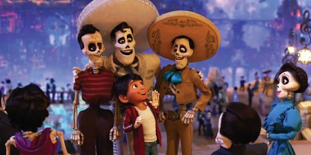 Coco De Disney Le Film Parfait Pour Parler De La Mort Avec Les