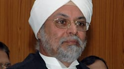 Justice Jagdish Singh Khehar Recommended As 44th Chief Justice of