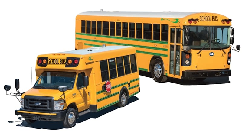 Blue Bird EV school buses delivered | Autoblog
