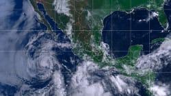 Aletta pierde fuerza y se convierte en huracán categoría