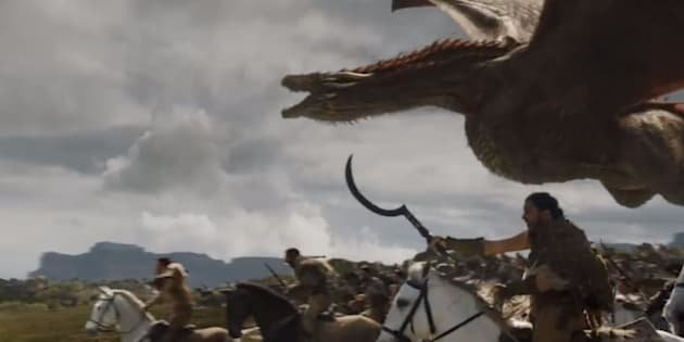 Game of Thrones 7: nuovo trailer di guerra e sangue