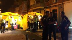 Dos heridos graves en Madrid al lanzarse por la ventana para huir de un