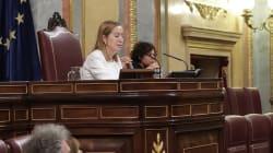 La pillada a Ana Pastor tras una estampida en el Congreso: