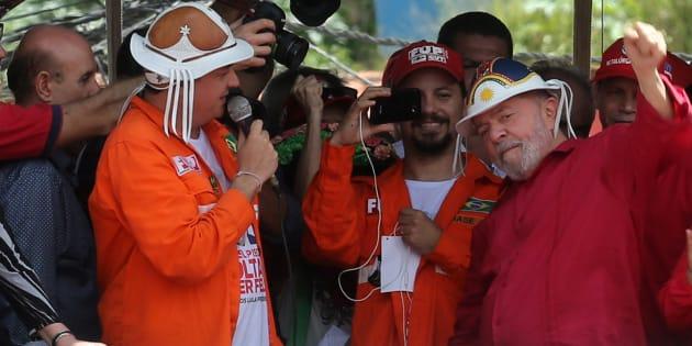Lula está em caravana pelo Nordeste: 20 dias mergulhado na região cativa.
