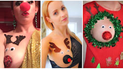«Reindeer boobs»: la nouvelle tendance folle des