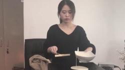 La youtuber china que cocina en la