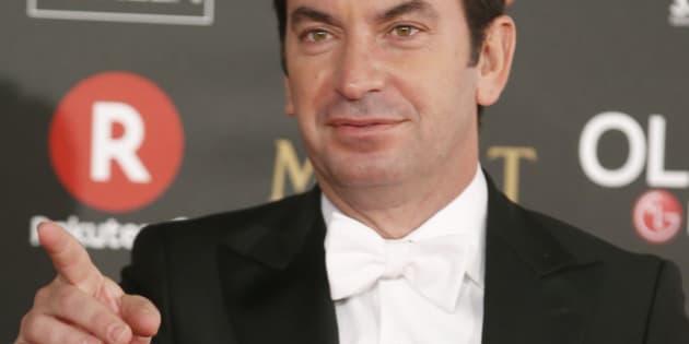 El actor y presentador Arturo Valls.