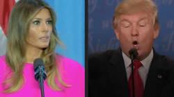 Il faut faire écouter à Trump ce discours de son épouse sur le harcèlement