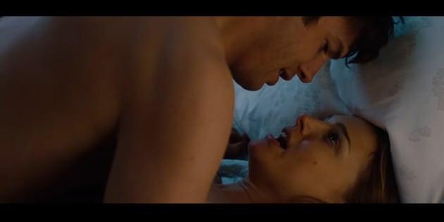"""Ashton Kutcher et Natalie Portman dans """"Sex friends"""", une comédie romantique qui met en scène deux personnes ne souhaitant pas s'engager."""