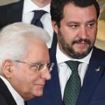 Salvini concede al Colle solo qualche limatura (di A. De