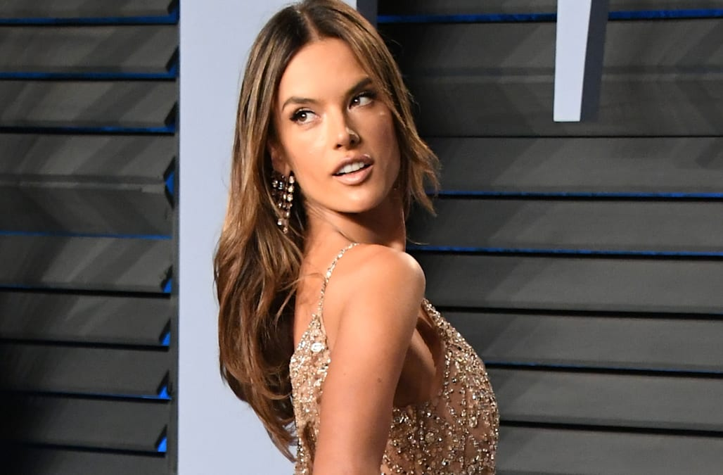 b21462bbd98 Alessandra Ambrosio s style transformation  From Angel to supermodel ...