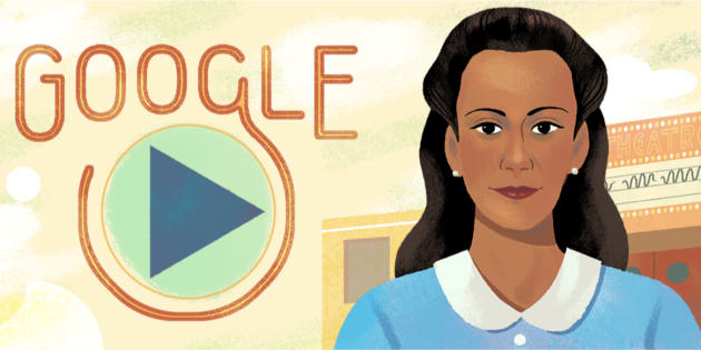 The July 6 Google Doodle honours Canadian civil rights icon Viola Desmond.