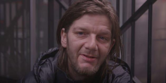 Danny Homeless