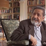 Nobel Prize Winning Author VS Naipaul