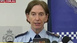 Two Charged After Counter-Terrorism