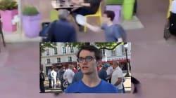 On est tombé sur l'entarteur du député Insoumis... à une manif de Marine Le Pen (et il assume