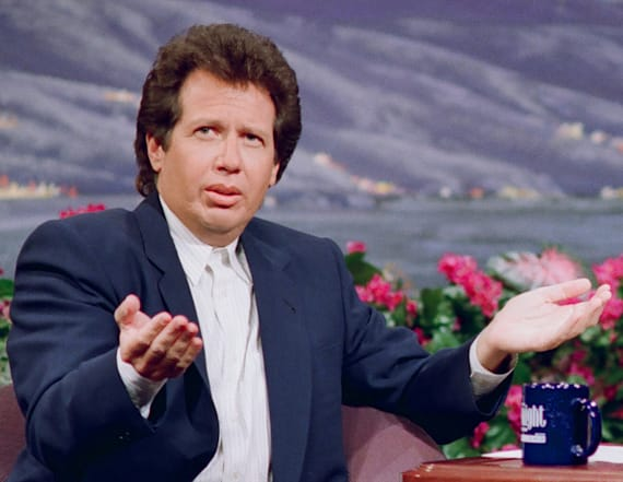 'Garry Shandling's Show' writer shares lewd incident